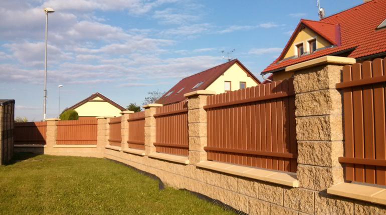 montáž plotová pole