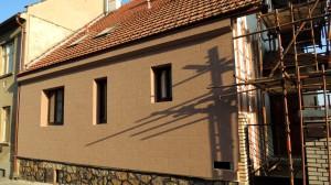 montáž fasády Brno